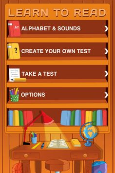 Reading Pal ($0.99) Great way for your child to practice Alphabet sounds, Phonics, Sight Words, new vocabulary words and more. You can practice the preloaded sounds and words or add any word and sound you want. * Detailed scoring - After each test, your scores are saved and you have the option to email your test results to anybody you want.* Email Results.