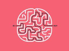 Brain Maze by Justin Ladia