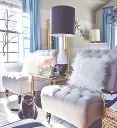 10 Ways To Make Your Living Room Extra Glam