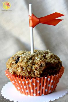 pumpkin chocolate chip muffins - I have made these with butterscotch chips, too