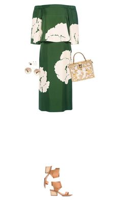 """""""How to Style a Floral Print Dress for Spring"""" by outfitsfortravel ❤ liked on Polyvore featuring TIBI, 10 Crosby Derek Lam, Prada, Dolce&Gabbana, Bebe and Unearthen"""