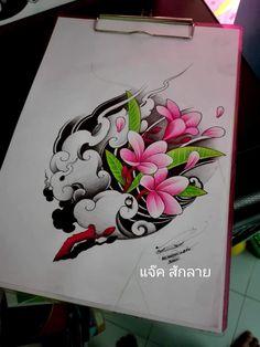 Zodiac Sign Tattoos, Zodiac Signs, Floral Tattoo Design, Tattoo Designs, Foo Dog Tattoo, Japanese Tattoo Art, Asian Tattoos, Japan Tattoo, Oriental Tattoo