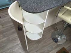 Howdens Kitchen Island Unit / Breakfast Bar