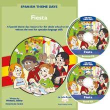 Spanish Theme Days - Fiesta
