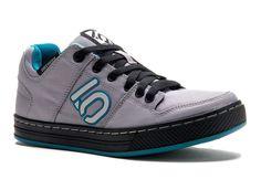 Five Ten | Freerider Canvas Women's MTB Shoe - Grey Teal