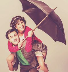 A heart-warming tale of selfless love and about finding happiness in the smallest things in life; that tells you no matter how tough your life may be, 'Don't Worry. Be Barfi!'  One of the best movies I've seen in my entire life!