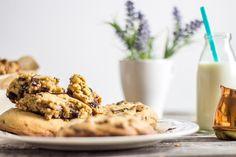 Americain cookies «presque» comme les cookies de levain bakery