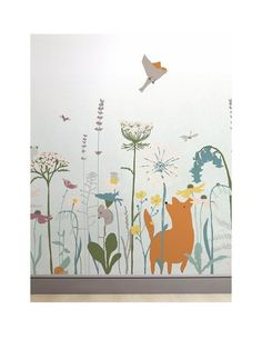 Bring a sense of individuality and style to your room with Mamas and Papas nursery interiors. Layer together subtle prints, soft fabrics and bold accessories to create your perfect nursery. Go back to nature with this woodland wall mural. Packed full of sDepth: 2540 MMMaterial Content: Wall Mural - 100% Paper Wallpaper Paste - 100% Natural IngredientsWidth: 3680 MMCan be trimmed on all sides without losing the overall effect.