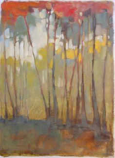 Olivia Pendergast Beautiful landscape with trees
