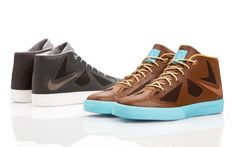 US Release: Nike LeBron X NSW Lifestyle NRG #LeBron #Nike #Sneakers