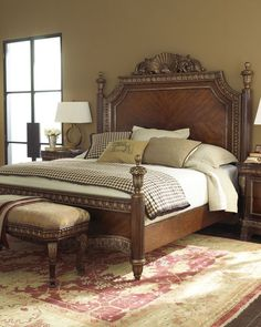 Alessandra Bedroom Furniture at Horchow The Master Suite