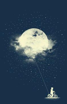 Atando la luna