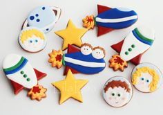 images of universe cookies | Space Cookies