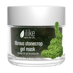 ilike fibrous stonecrop gel mask - 1.7 fl oz by ilike organic skin care. $48.00. Stonecrop calms, regenerates, strengthens and protects the skin.. Skin Type: Normal/Combination.  ilike Fibrous Stonecrop Gel Mask Description: Stonecrop Gel Mask is perfect for the treatment of moles, flat warts, freckles and skin discoloration due to aging because of it's lightening effect. Not only does it brighten the skin, it also rehydrates and revitalizes the skin - great for treating bu...
