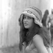 Woodstock 1969 Girls