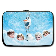"Frozen Anna Elsa Hans Kristoff Sleeve for 10"" 10.1"" Laptop"