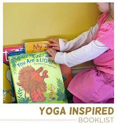 Yoga Inspired Booklist...