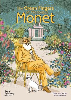 15 children's books about Monet in celebration of the Monet and American Impressionism Exhibit at Telfair Museums' Jepson Center in Savannah:  http://www.southernmamas.com/2015/childrens-books-about-monet-monet-and-american-impression-exhibit-at-telfair-museumss-jepson-center/
