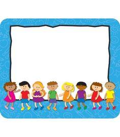Kids Name Tags - Carson Dellosa Publishing Education Supplies #CDWishList