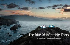 New inflatable air pole technology has drastically improved the efficiency of the rapid pitch inflatable tent. Here is our summary of everything you need to know about inflatable tents. Camping Canopy, Camping Glamping, Camping Gear, Survival Shelter, Wilderness Survival, Survival Tips, Family Tent, Family Camping, Cabin Tent