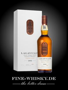 Lagavulin Vintage 1991 Single Cask 200th Anniversary