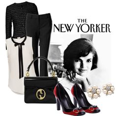 New Yorker, created by modish-you on Polyvore