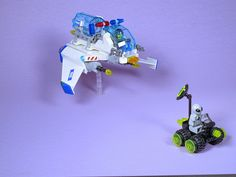 Space Police #LEGO #space #MOC