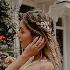 Aria Pearl Hairpins – Alexandra Bespoke Pearl Hair Pins, Circlet, Hair Pieces, Fresh Water, Bespoke, Swarovski Crystals, Pearls, Boho, Inspiration