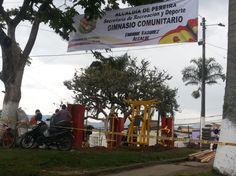 Corocito recibió su gimnasio comunitario por parte de la Alcaldía