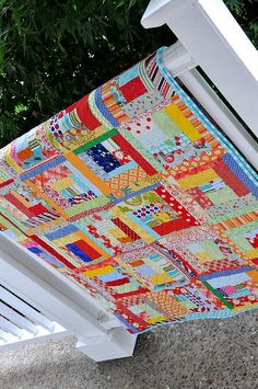 Scrappy 2009 Quilt | Flickr - Photo Sharing!