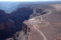 Grand Canyon, Skywalk, Arizona, EUA................ O desfiladeiro mais grande do mundo