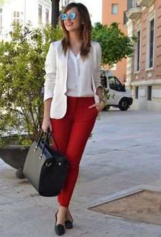 Trendy Business Casual Work Outfits For Woman 47