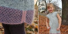 Pretty tunic - knit pattern