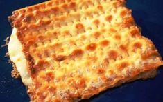 Matzah recipes for Passover - they all look delicious