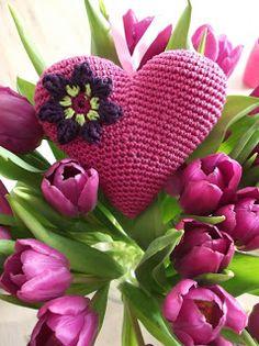 HaakYdee: Groot hart - in de ban van harten haken