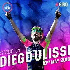 4^ Tappa #Giro 2016