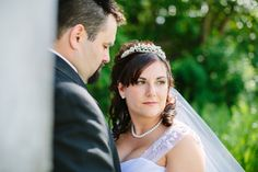 Bride + Groom - http://www.davingphotography.com/2013/07/tracey-dave-innisfree-wedding-photographer/