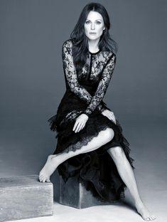 Julianne Moore, la quinqua incandescente - Madame Figaro
