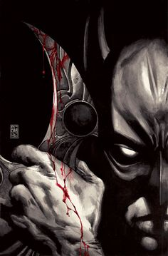 Simone Bianchi's Detective Comics covers - Blog - GeekDraw