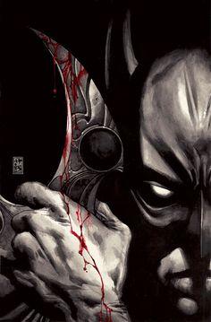 Simone Bianchi's Detective Comics covers - Blog - GeekDraw