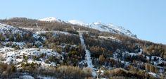 Briancon, ville de montagne, touristique, historique et climatique  Le Prorel