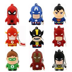 Superhero Avenger/Superman/Batman/Spiderman