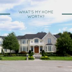 You've always wanted to know, so head to greenridge.com and get an instant estimate now. Need a full market analysis? Contact a #GreenridgeRealty agent today!