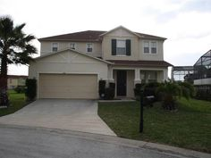 Fully furnished 4 bedroom 3.5 Bathroom pool home in Windwood Bay only 10 minutes from Disney