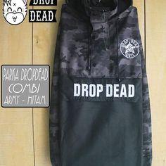 Open  Drop Dead parka combi Army hitam  Bahan taslan  all size L  IDR 130 satuan ( belum ongkir ) Contact for order: Line @Dstoregrosir ( Pake @ di depan )  CS1 Pin: 54bc4222 & WA/SMS: 0878-2225-8573 CS2 Pin:  5A327FE7 & sms 087722256494 #DstoreGrosir #grosirbandung #grosirjaket #grosircelana #grosirkaos #jaketmurah #jaketparka #jaketsweater #jaketfleece #jaketparasit #celanamurah #celanajeans #celanajoger #celanacargo #celanachino #celanapanjang #sweateroblong #jaketkeren #pusatgrosir…