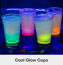 Glow in the Dark Party Supplies | Glow Party Supplies | Glow Sticks (Cool Pools Glow Sticks)