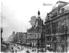 Avenida Central(rio branco) - augusto malta, 1907