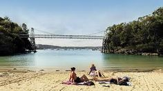 Parsley Bay in Vaucluse is another of Sydney east's best-kept secrets. Typically only locals hang there...