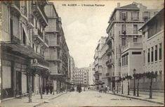 Voyagez à travers Alger d'autrefois et ses banlieues (PHOTOS)
