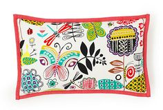 12x20 Sunny Day Pillow, Pink